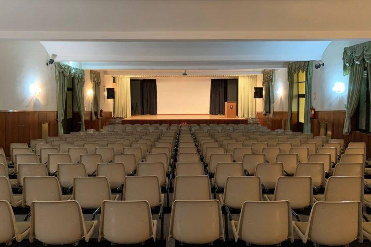 Salón de actos en Marqués de Vallejo