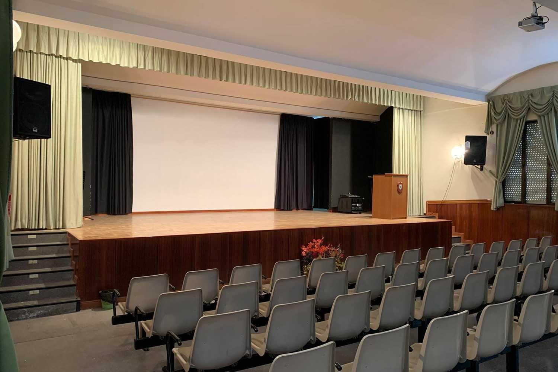 """Salón de actos del Colegio """"Marqués de Vallejo"""""""