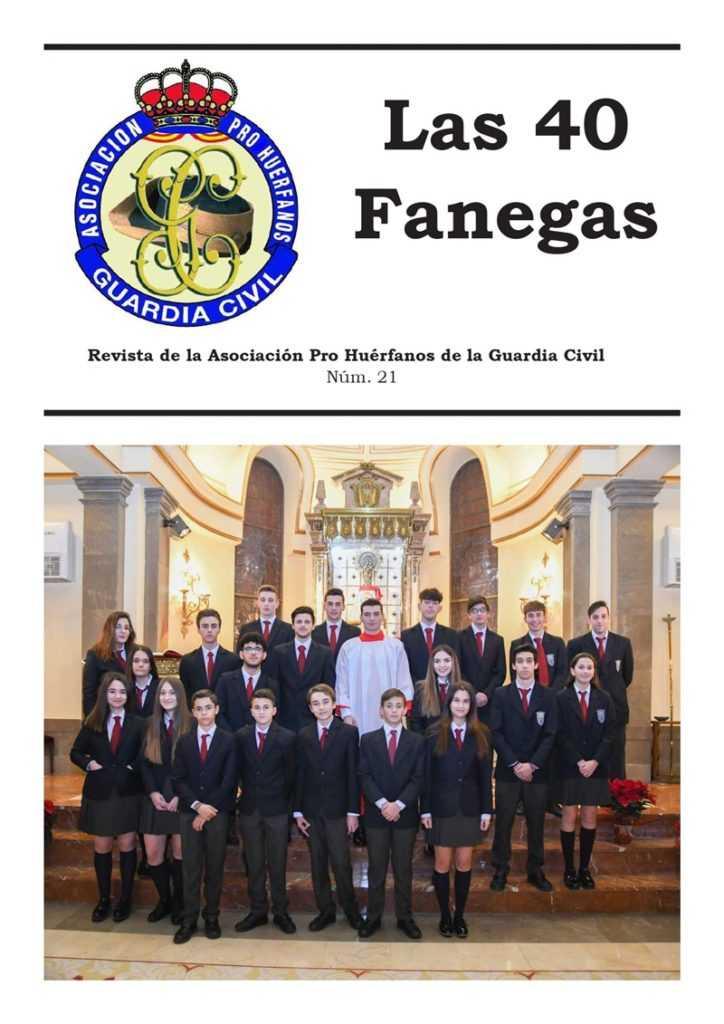 Revista Las Cuarenta Fanegas N21