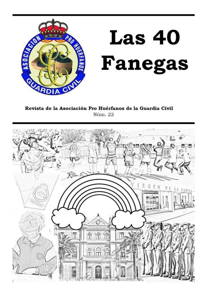 Revista Las Cuarenta Fanegas N22